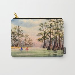 Suwannee River Florida Canooing Carry-All Pouch