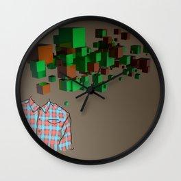 Camisa Wall Clock
