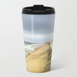 Stormy Evening on Hatteras Island Outer Banks, NC OBX  Travel Mug
