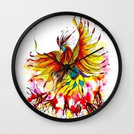 Fenix Wall Clock