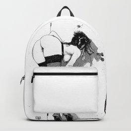 asc 910 - L'angle mort (I want candy) Backpack