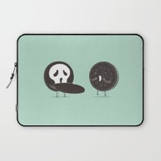Cookies and Scream Laptop Sleeve