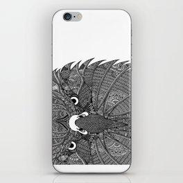 GinaMirandArt-Eagle Totem iPhone Skin