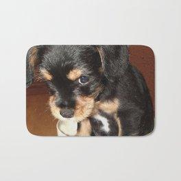 Dog in a Dish (Bashful Bertie) Bath Mat