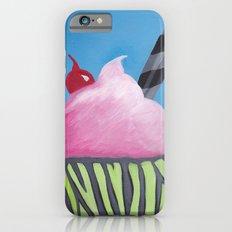 Pink Cupcake iPhone 6s Slim Case