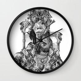 Masonic Republic Wall Clock