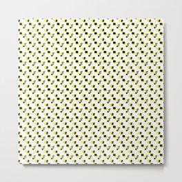 My summer bee Metal Print