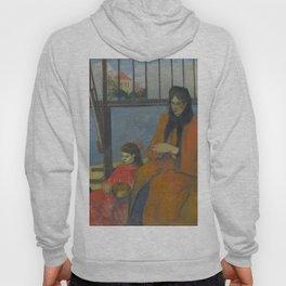 Paul Gauguin - Schuffenecker's Studio (1889) Hoody