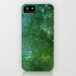 Emeralds iPhone Case