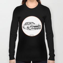 Crazy Car Art 0208 Long Sleeve T-shirt