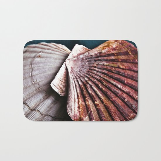 YOU and ME in Structures of Harmony Bath Mat