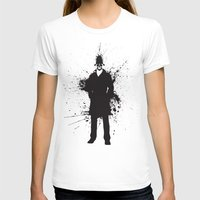 watchmen T-shirts featuring WATCHMEN - RORSCHACH (YELLOW EDITION) by Zorio