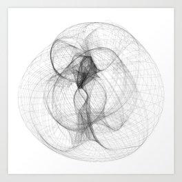 Planet 03Z Art Print