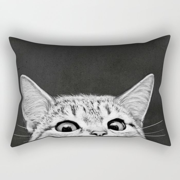 You asleep yet? Rectangular Pillow