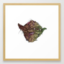 Zomboda Framed Art Print