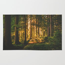 Mixed Forest Rug