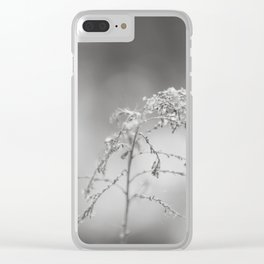 Last year Clear iPhone Case