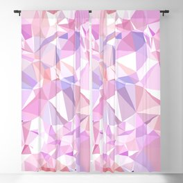 Colorful Triangles Blackout Curtain