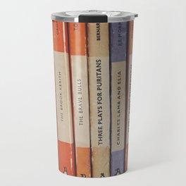 all the books print Travel Mug