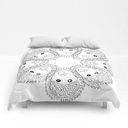 8-10  Comforters