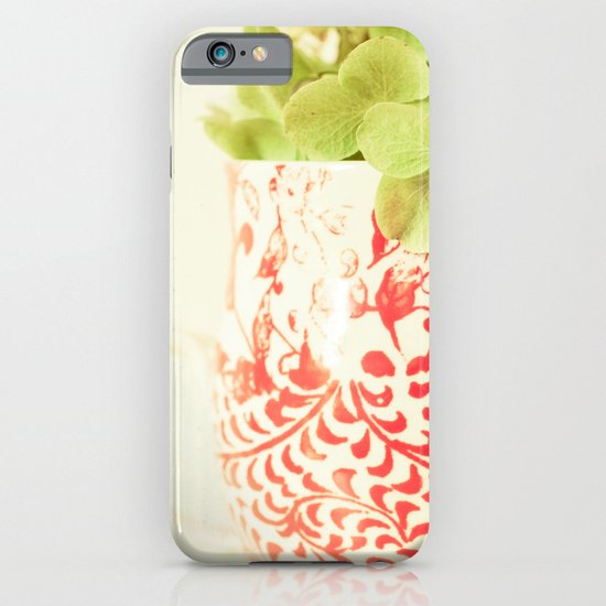 Hello Morning iPhone & iPod Case