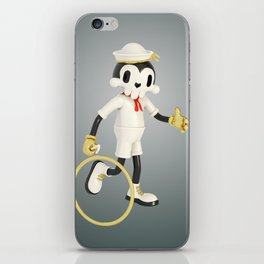 Dead Game iPhone Skin