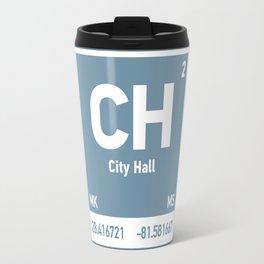 City Hall Element Travel Mug