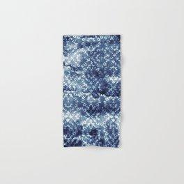 Indigo Batik Abstract Hand & Bath Towel