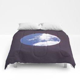 Sky Hole Comforters