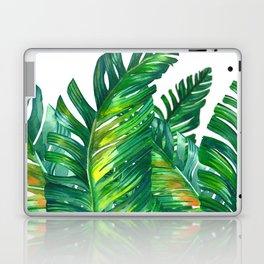 tropical green 2 Laptop & iPad Skin