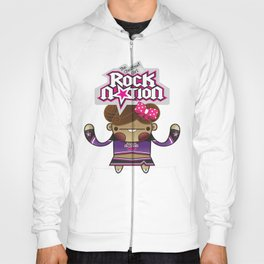 The Chestnut Girl & Rock Nation !!! Hoody