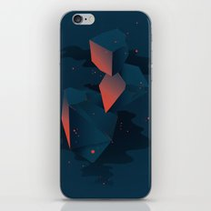 Crystalized Matter iPhone & iPod Skin