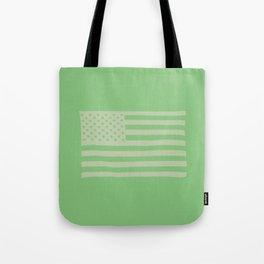 American Flag Hartford Tote Bag