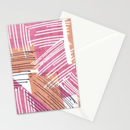 Big Sketch Collage Stationery Cards