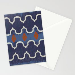 paseo del rio Stationery Cards