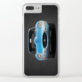 E-Type Clear iPhone Case