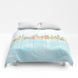 I love NYC Comforters