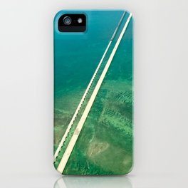 Seven Mile iPhone Case