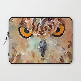 Owl Laptop Sleeve