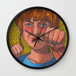 A Shimmer In Your Eye, Son Wall Clock