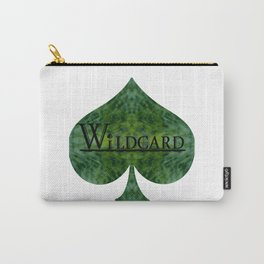 Wildcard Emerald Euphoria Carry-All Pouch
