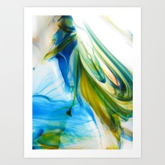 symphysis  Art Print