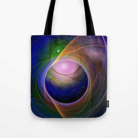 Entrance to universe Tote Bag