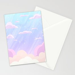 Pastel Heaven Stationery Cards