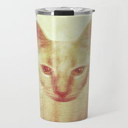 Forest Cat Travel Mug