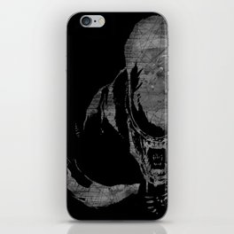 Aliens iPhone Skin