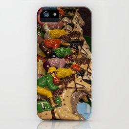 Derby iPhone Case