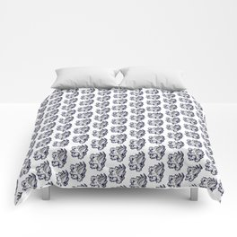 Grey Warden Griffin Pattern Comforters