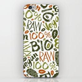 Bio Life iPhone Skin