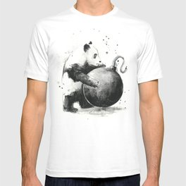 Panda Boom T-shirt